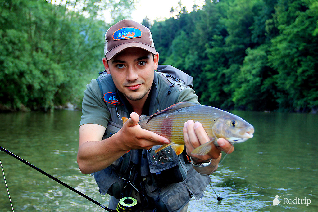 rodtrip fly fishing in slovenia