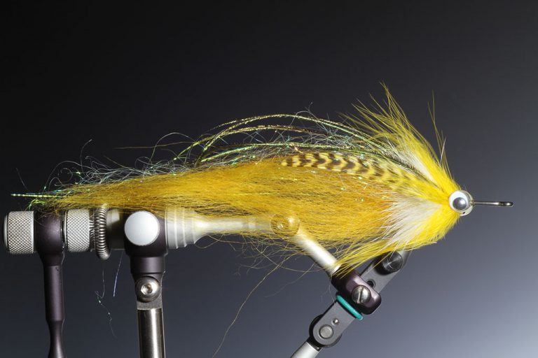 Pike fly from Barry Ord Clarke