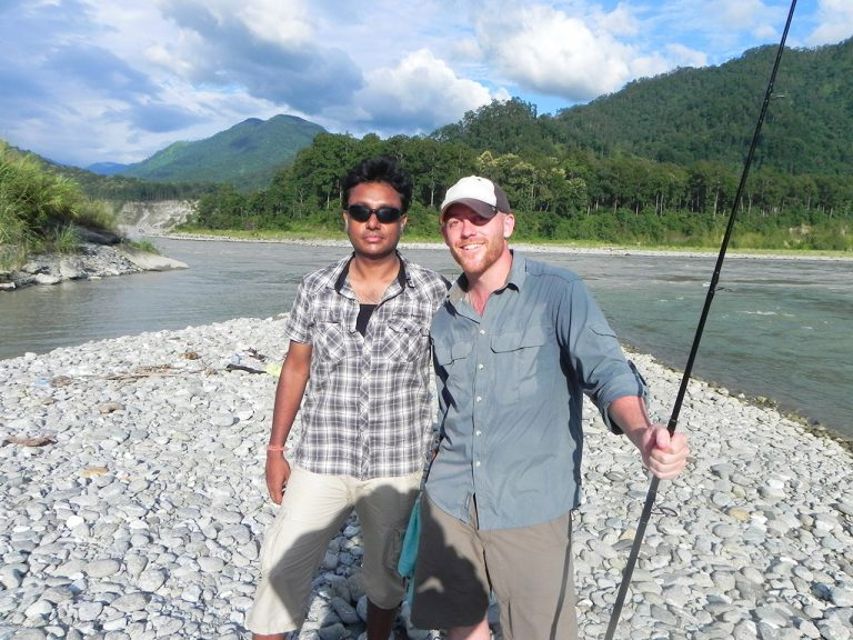 Rogue_Anglers_Chandan & Garret from USA