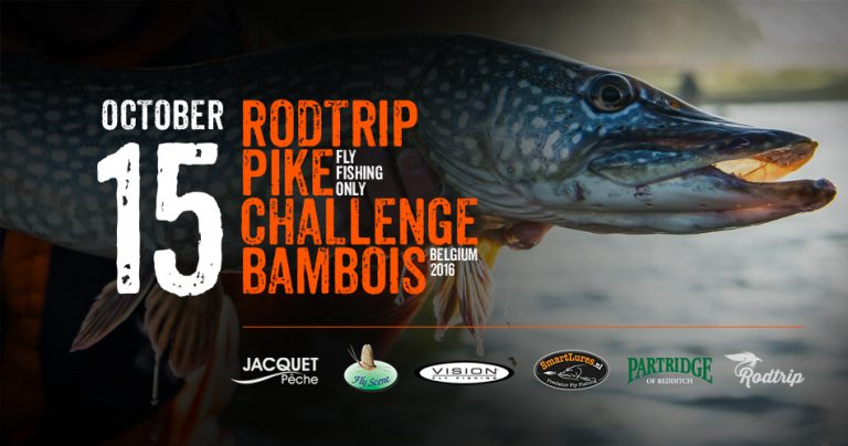 Rodtrip Pike Challenge Bambois